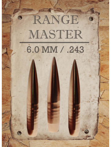 6mm | 243, Glider Rangemaster
